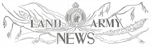 Women's Land Army News Logo