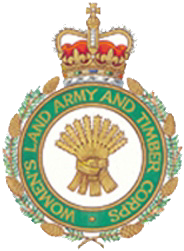 Women's Land Army and Timber Corps Veterans Badge