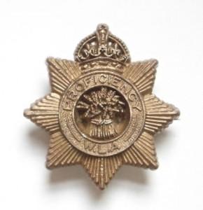 World War Two Women's Land Army Proficiency Badge