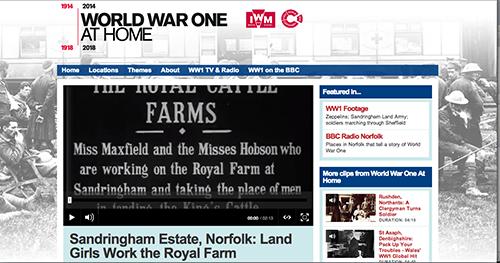 BBC Norfolk Video 13th February 2014