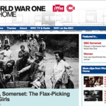 Video: Yeovil, Somerset: The Flax-Picking Land Girls (WW1)