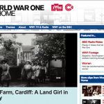 Video: Green Farm, Cardiff: A Land Girl in the City WW1 (Wales)