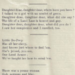 WW1 Nursery Rhymes for the Next Generation (1918)