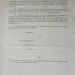 WW1 Terms & Conditions of Service for Agricultural Section (Land Army Agricultural Service) Nov 1917