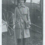 WW1 Photo Gallery: Land Girls in Peterborough