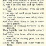 WW2 Poem: If (with apologies to Rudyard Kipling) by land girl A Hewlett