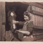 Jessie - White House Farm Needham Market 1943