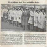 WW1 Article: Birmingham and Warwickshire Rally