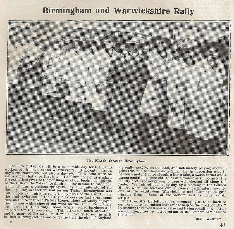 articles birminghams women power