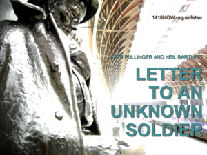 Letter To An Unknown Soldier