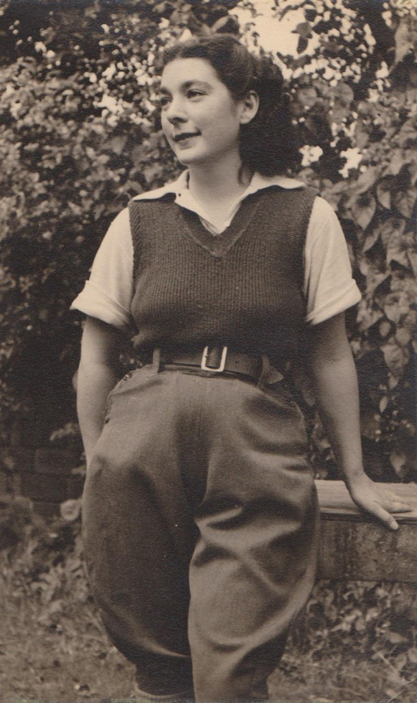 Joan Staines. Source: Eric Gaffney (Joan's son)