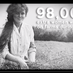 WW1 Video: NFU Online amazing 100-year-old footage of Women's Land Army