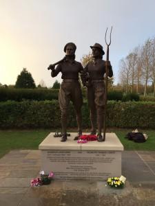 Women's Land Army and Lumber Jill Memorial
