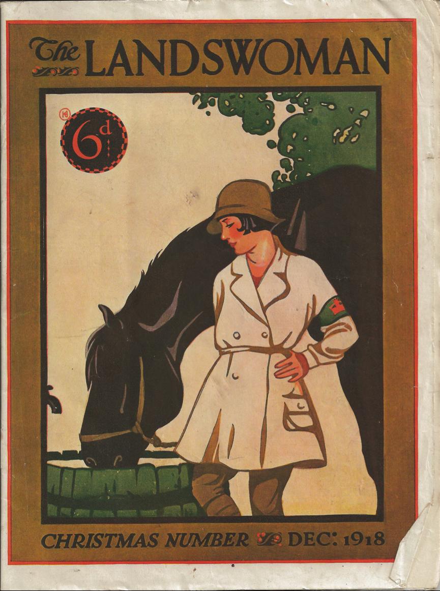 The Landswoman December 1918