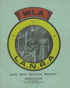Land Army National Reunion Association Magazine 1970