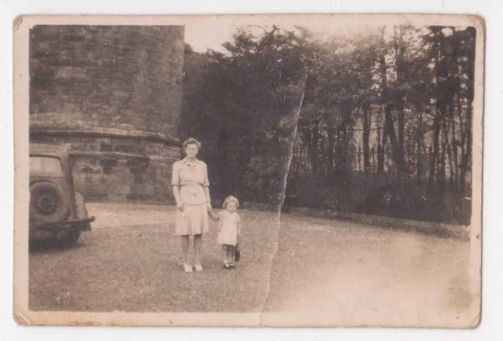 Marietta and child photo 2