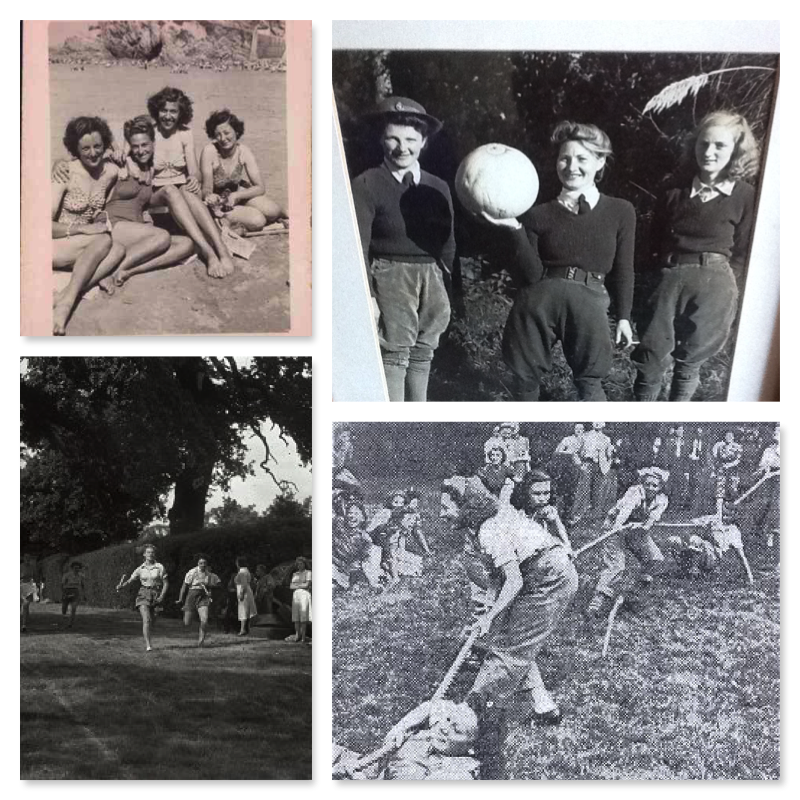 August Sports Collage
