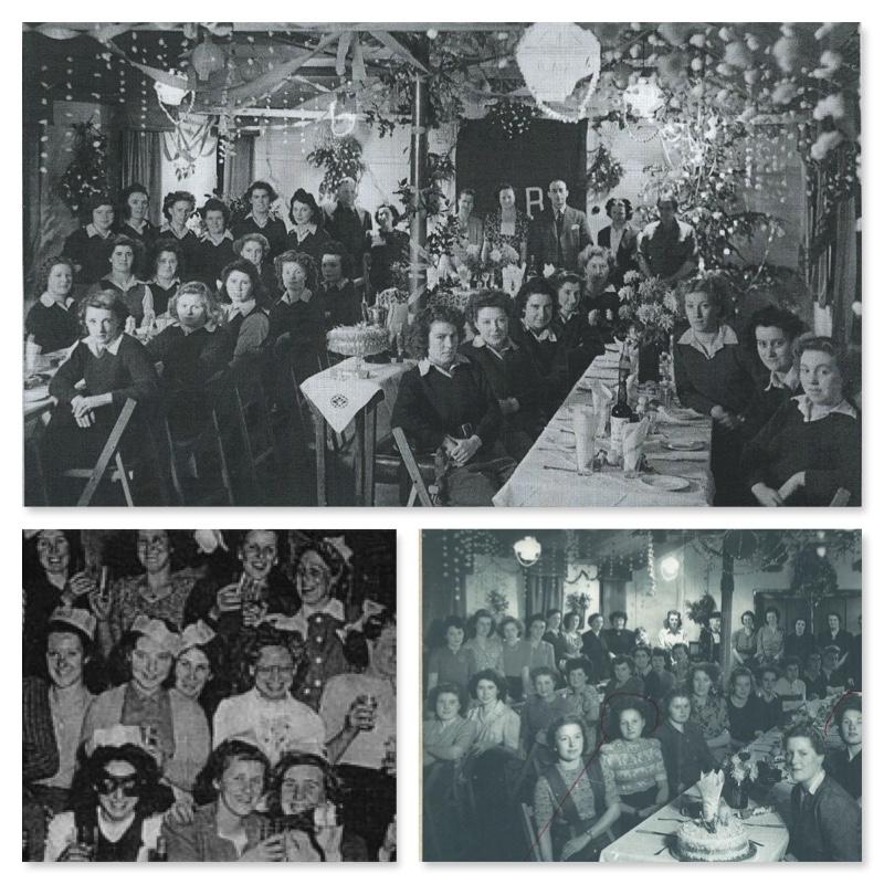 Celebrating Christmas WLA Collage December