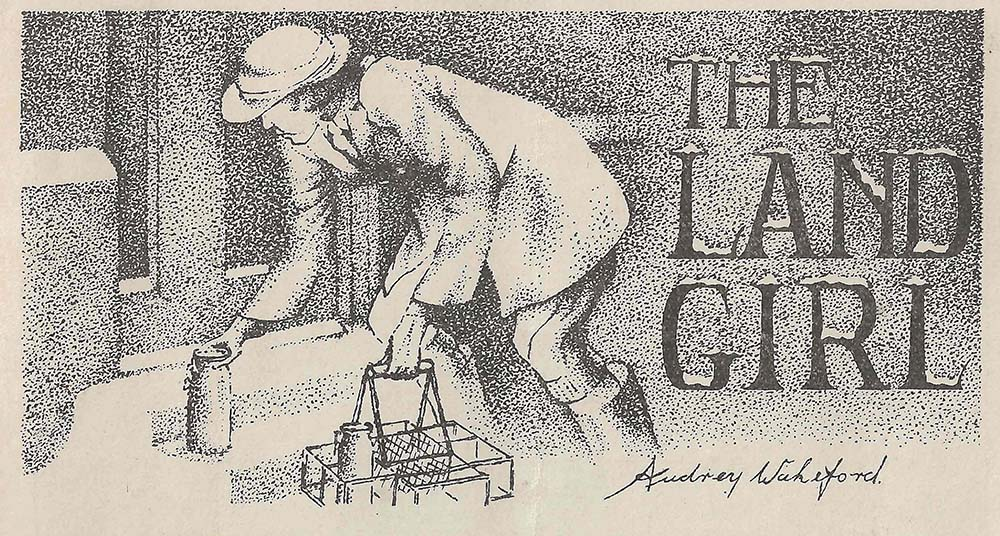 The Land Girl Image January 1946