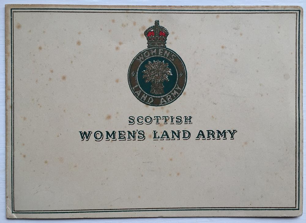 Scottish WLA Card
