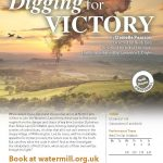 'Digging for Victory' Youth Production, 7 – 10th March 2018