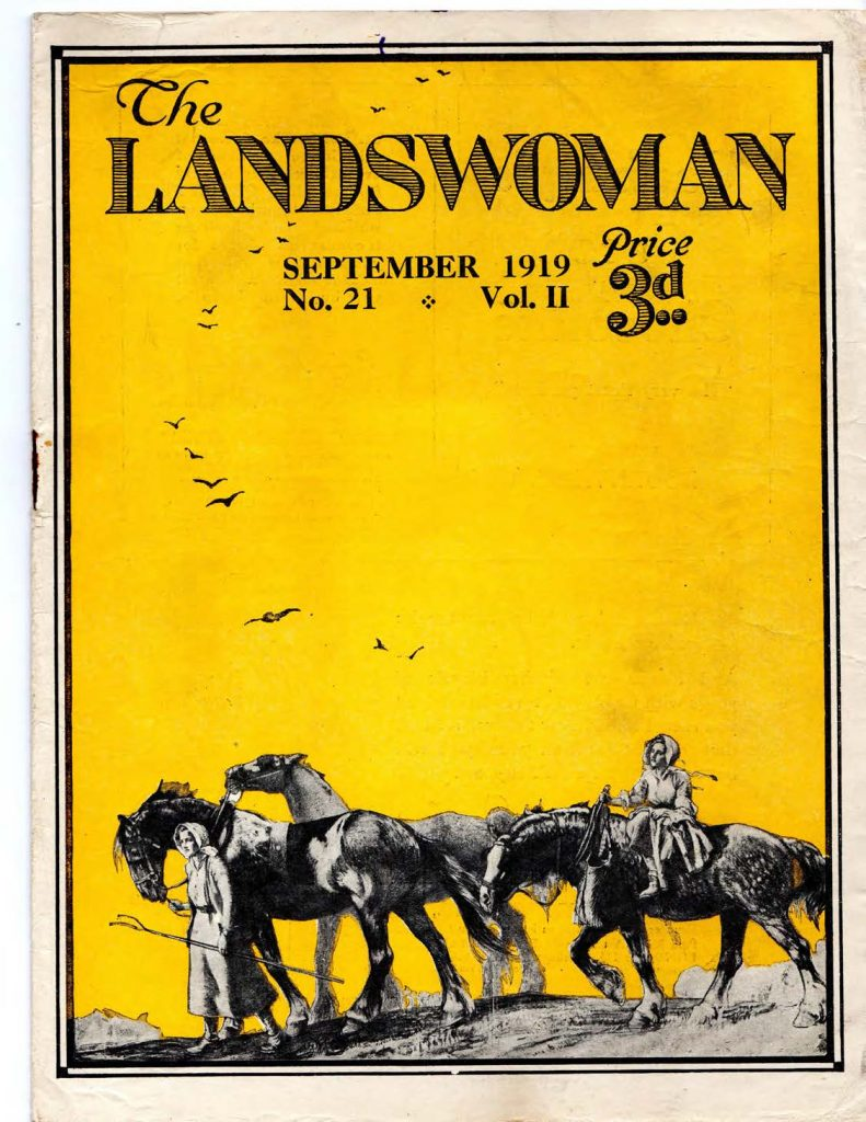 The Landswoman