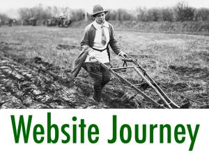 Women's Land Army.co.uk: Website Journey