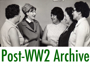 Post-World War Two Women's Land Army Archive