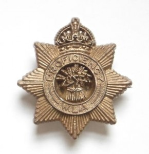 World War Two Women's Land Army Proficiency Badge