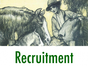 First World War Women's Land Army Archive: Recruitment