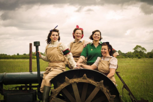 Find out more about the RAFA Women at War Calendar here.