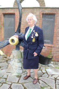 Doris Bradley, who convenes the Eastbourne Women's Land Army veterans group, speaks about the important 'sisterhood' of former land girls.