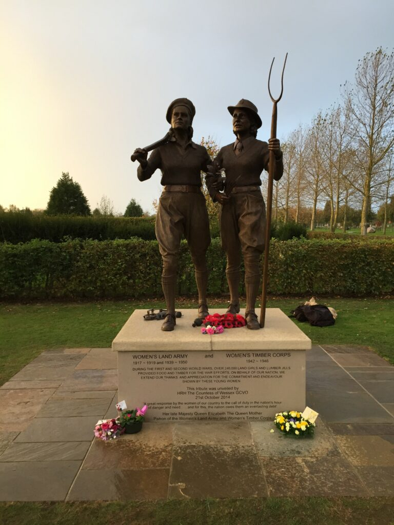 Women's Land Army and Timber Corps Memorial