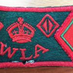 WLA 3 Year Armband