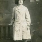 WW1 Land Girl: Florence Hampshier