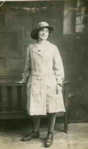 Florence Hampshier Courtesy of Joyce Evelyn Wright