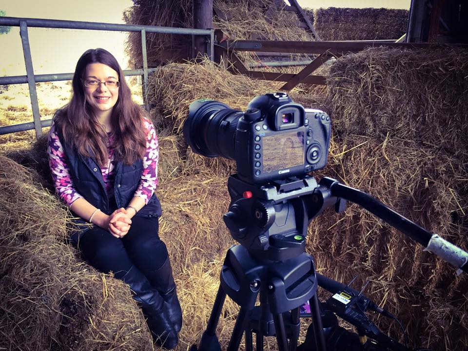 Filming for Heir Hunters in Norfolk!