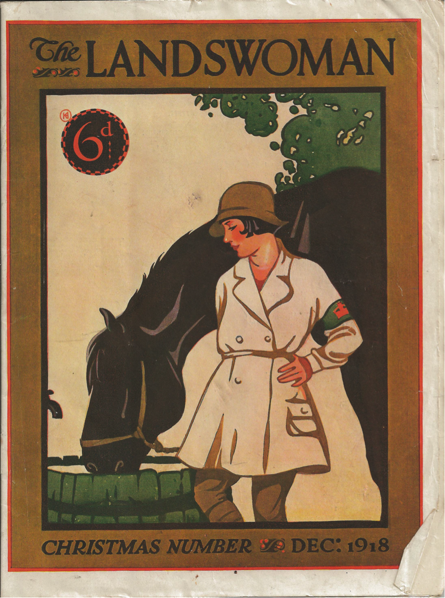 The Landswoman December 1918