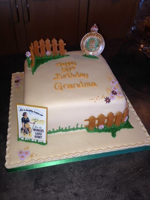 Coffee and Cakehouse WLA Cake