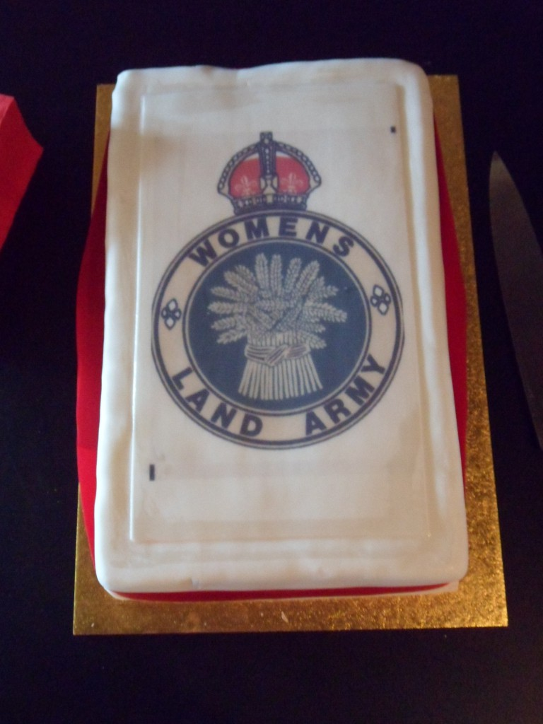 Yorkshire Museum of Farming WLA Cake
