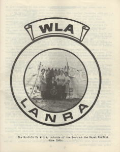Land Army National Reunion Association Magazine 1969