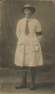Martha Bagnall, First World War Land Girl