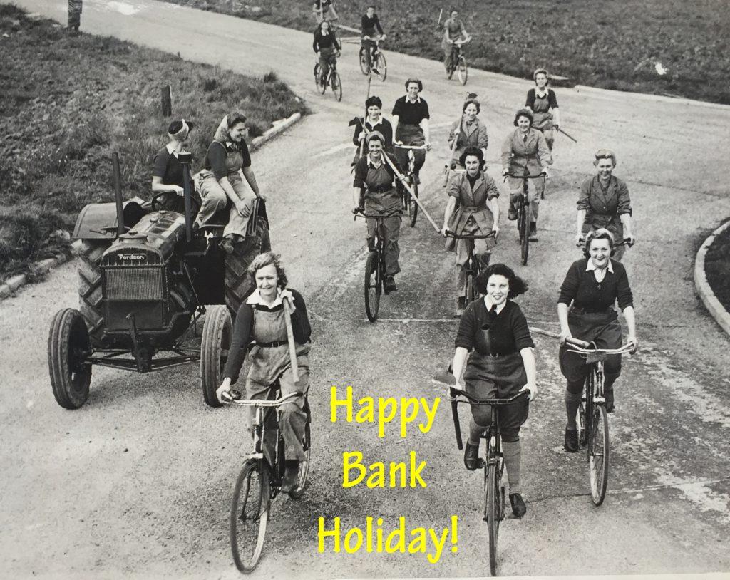 Happy Bank Holiday 2016