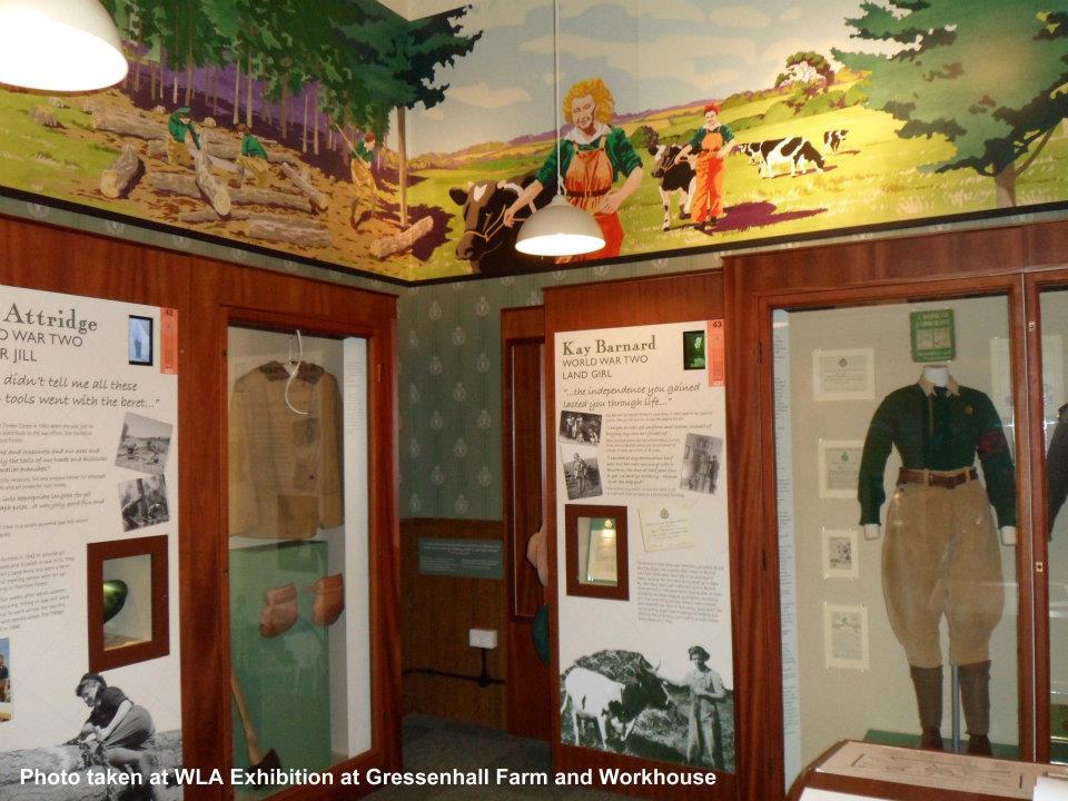 Gressenhall Norfolk's Forgotten Army Exhibition