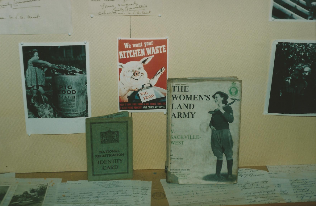 Kent Women's Land Army Museum Photo 1