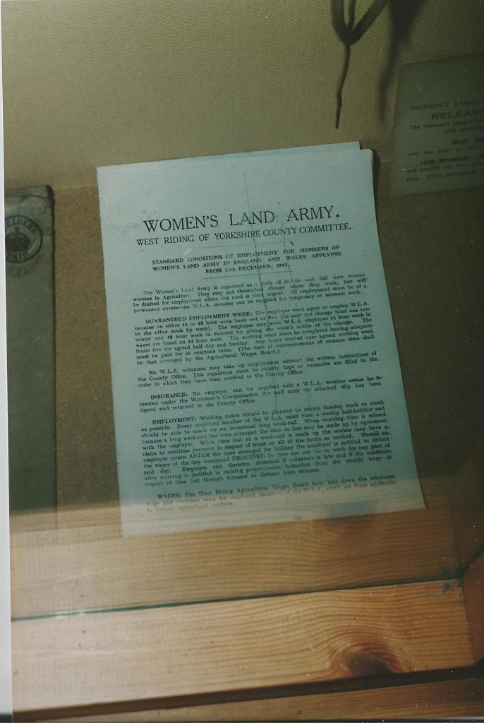 Kent Women's Land Army Museum Photo 3