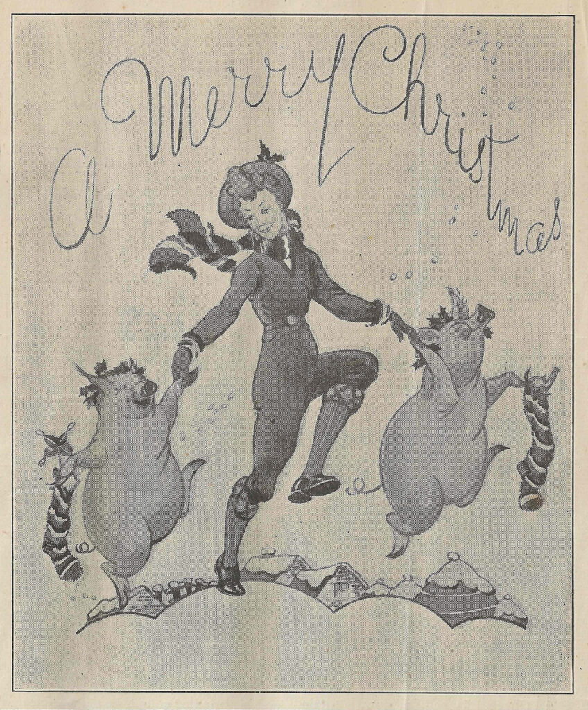 merry-christmas-the-land-girl-december-1944-drawing