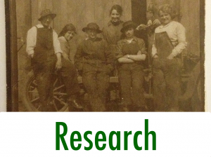 First World War Land Girl Research