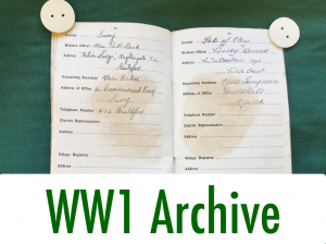 First World War Women's Land Army Archive