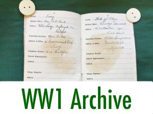 First World War Women's Land Army Archive